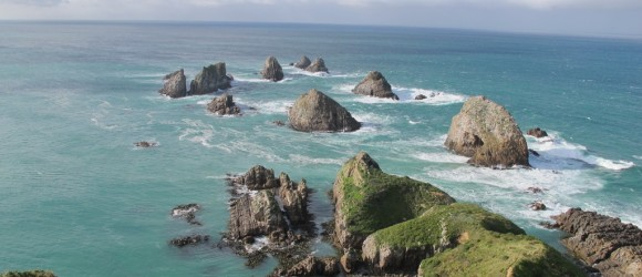 New Zealand: The South Island by backpacker bus