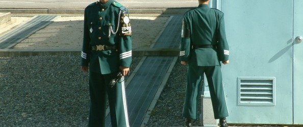 DMZ soldiers