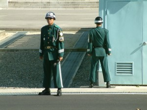 DMZ soldiers