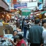 Namdaemun Market in Seoul